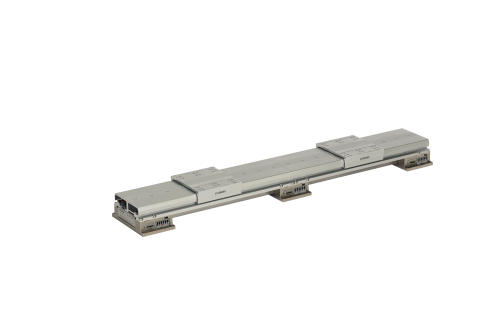 Compatible with Advanced Robotics Automation Platform Yamaha Motor Launches New LCM-X Linear Conveyor Module Improved Space Efficiency, Conveyance Accuracy, and Acceleration/Deceleration Performance