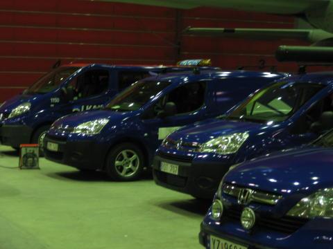 Omprofilering av LKABs fordonspark