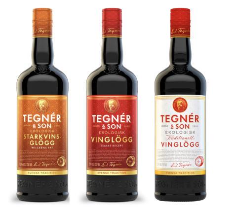 Årets glögg från Tegnér och Son