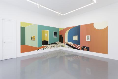 Jens Fänge, Förvandlingsrummet / Room of Transformation, Galleri Magnus Karlsson, Stockholm, Sweden