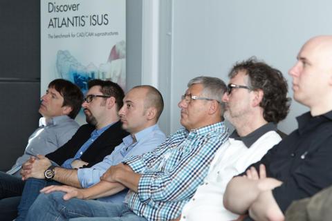 Teilnehmer des 2. ATLANTIS Expertenkreises