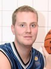 Johan Åkesson - Årets center i Svenska Basketligan