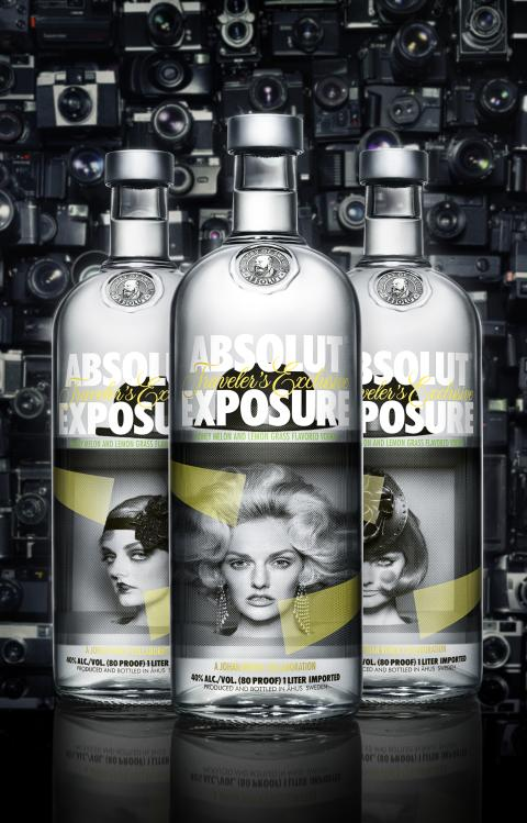 The Absolut Company proudly presents:ABSOLUT EXPOSURE!