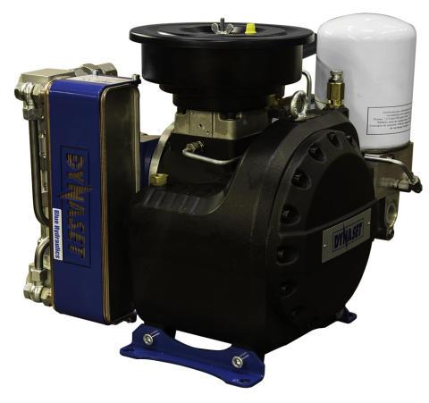 HKR Skruvkompressor