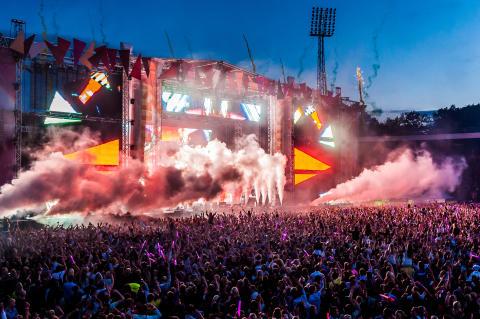 Live Nation förvärvar festival- och konsertverksamheten bakom bl.a. Summerburst