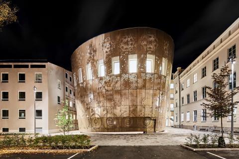 Humanistiska Teatern FOTO Mans Berg