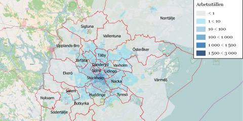 Stockholms kreativa ekonomi kartlagd i ny rapport
