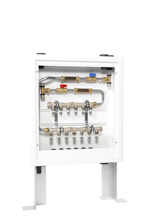 MultiSystem Prefab Flow 540 med stativ