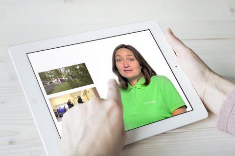 Videobasert internopplæring innen eldreomsorg