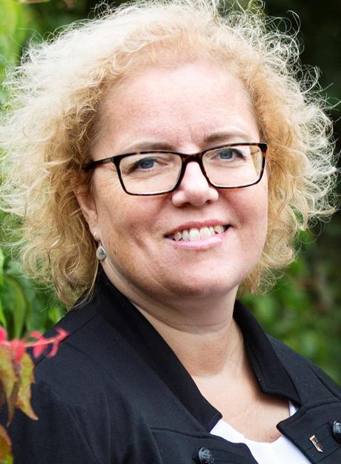 Anne Andersson föreslås bli ny kommundirektör i Örebro