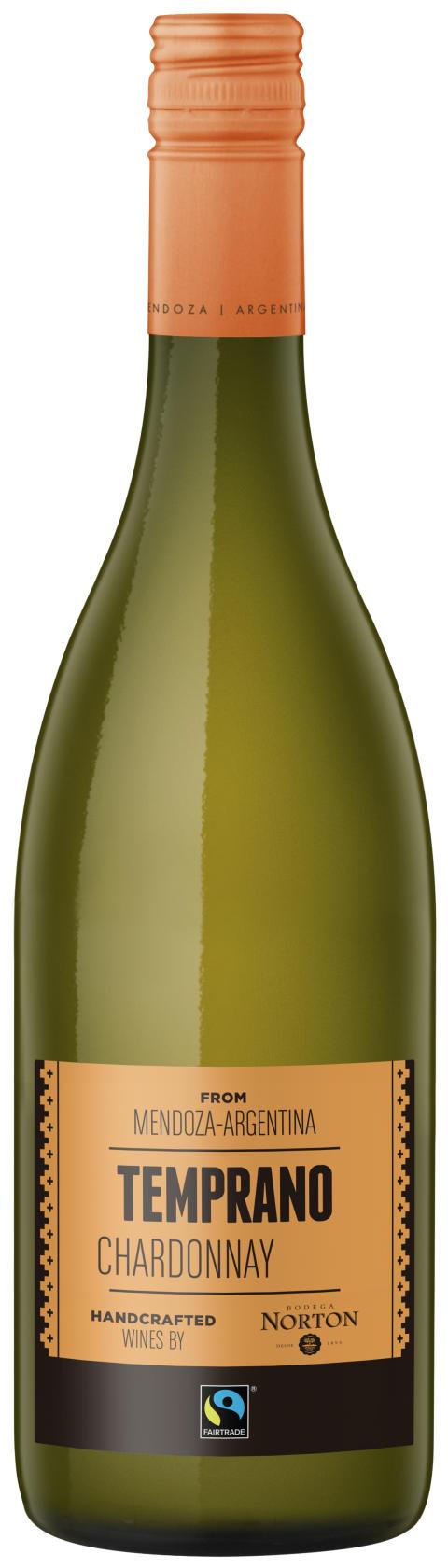 Temprano Chardonnay