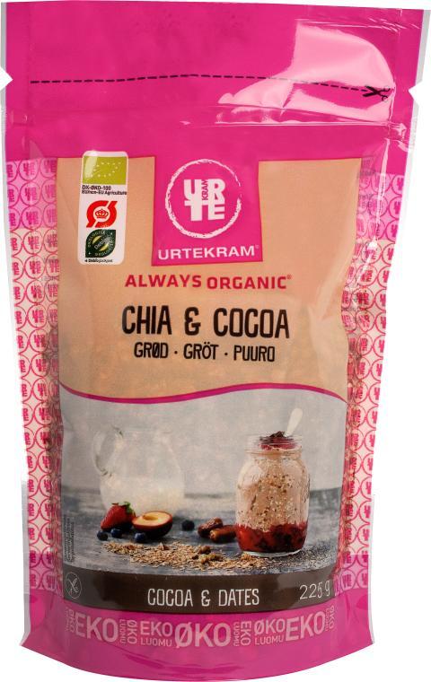 Chia Grøt Cocoa