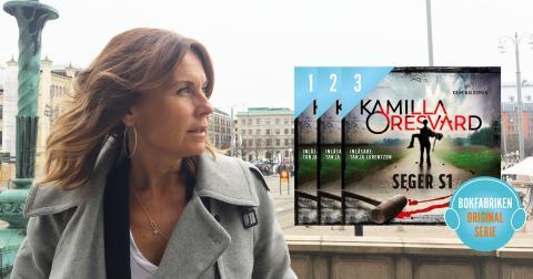 Lär känna författaren Kamilla Oresvärd