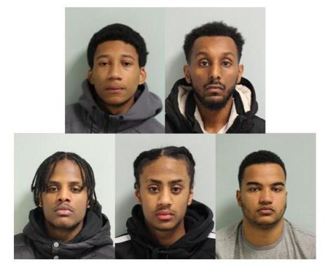 Notting Hill gang members jailed after Trident operation