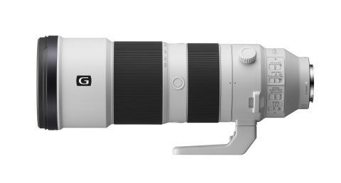Nytt supertele zoomobjektiv fra Sony