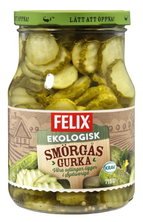 Felix Smörgåsgurka