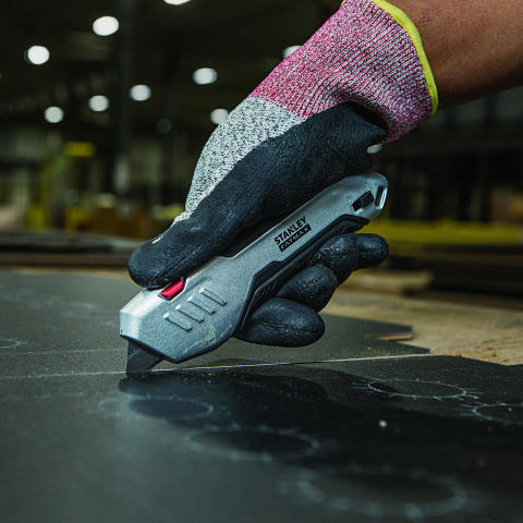 STANLEY® Introduces New Line of Safety Knives