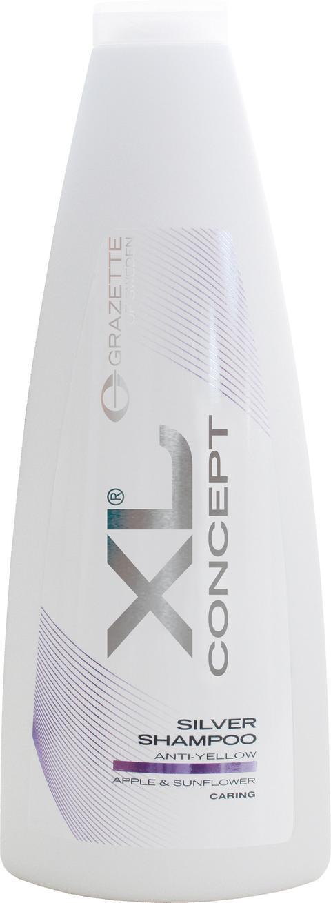 XL Concept Silver Shampoo