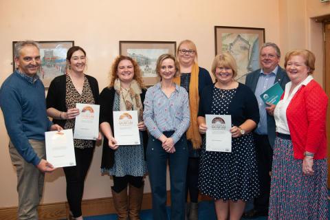 Carrickfergus Museum recognised at Museum Accreditation Awards