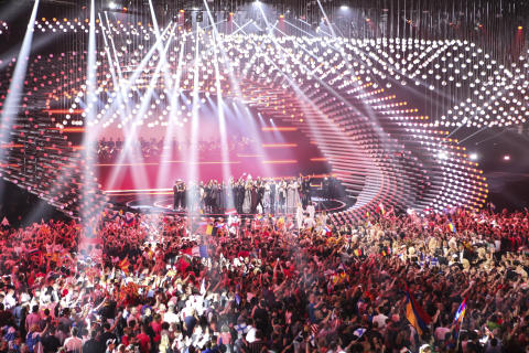 Visa Europe sponser Eurovision Song Contest 2016