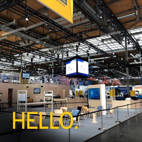 Sweden Co-Lab, Hannover Messe
