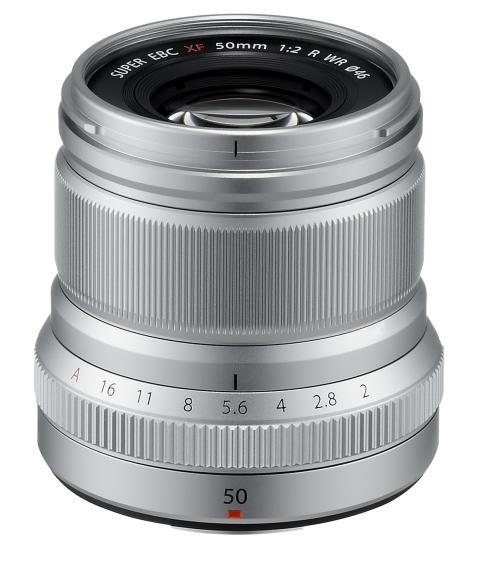 XF50mmF2 R W _Silver