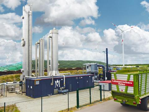 Malmberg COMPACT®  in Holleben, Sachsen -Anhalt, Tyskland