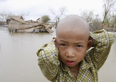 K-rauta + Rädda Barnen = Sant