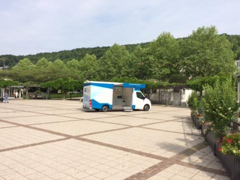 Beratungsmobil der Unabhängigen Patientenberatung kommt am 8. November nach Waldshut.