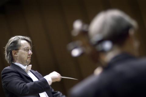 August Strindberg i orkestern