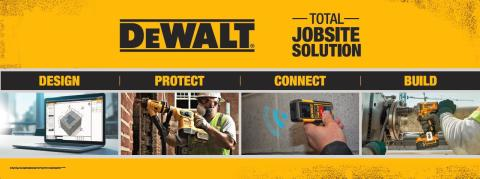 "DEWALT Announces New 1-7/8"" to 2"" Hammers"