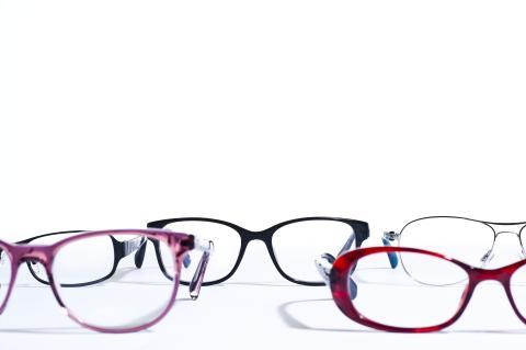 Gina Tricot glasögonbågar exklusivt hos Synoptik