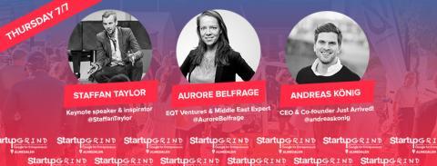 Global Talent & Talent in a Global world @ Startup Grind Almedalen 2016