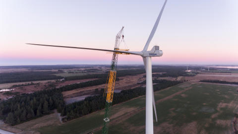RES Wins Avangrid Renewables Construction Contract for Montague Wind Project in Northern Oregon