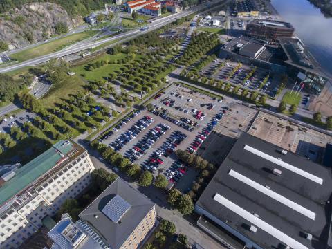 Lindholmen: Geelys innovationscenter allt närmare