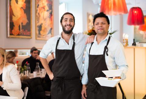 Gigger och Mobilearn revolutionerar sourcing och arbetsmarknad inom hotell- och restaurangvärlden.