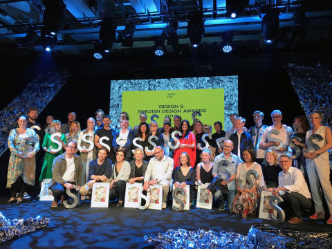 De är årets vinnare i Design S – Swedish Design Awards 2018!
