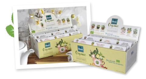Dilmah Organic - Naturens smak