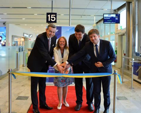 Flyg direkt till Warszawa från Göteborg Landvetter Airport