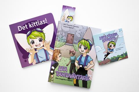 Skånes största barnboksprojekt lanseras i helgen