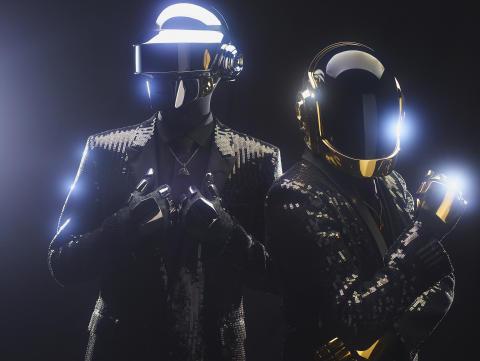 Daft Punk - pressbild