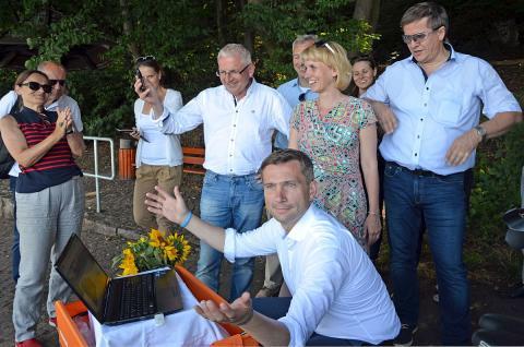 Neue Internetseite für Mulderadweg online: mulderadweg.de