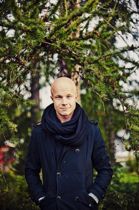 Stjärna i sociala medier besöker Småland