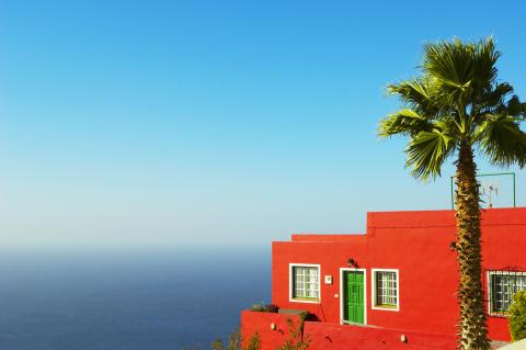 Världspremiär vintern 12/13: Charter till genuina La Palma