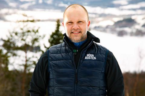 Mikael Englund är ny verksamhetsledare för Höga Kusten Turism