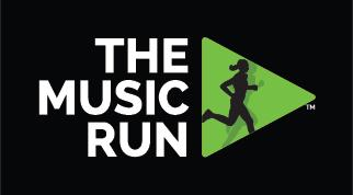 The Music Run logo