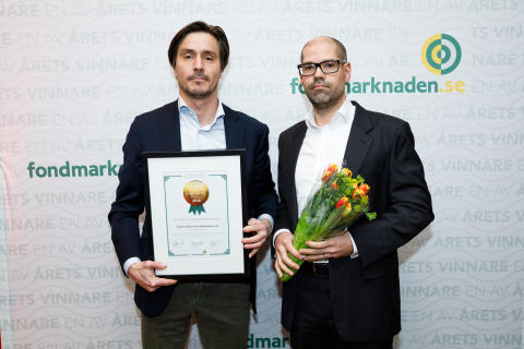 Jon Scheiber, Mattias Martinsson - Tundra Fonder