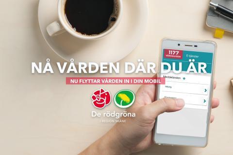 Tillgängligare sjukvård med digitala lösningar