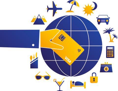 Le monde de Visa