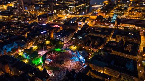 Timbuktus konsert Malmöfestivalen Onsdag 15 augusti 2018